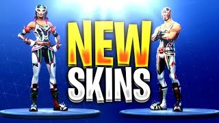 "NEW ""MASKED FURY"" + ""DYNAMO"" SKINS! July 19th Item Shop Update (Fortnite Battle Royale)"