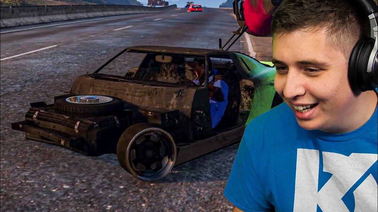 Download MEGY AZ MÉG DÁVID! 🍀 GTA 5 Barmai #35 Chaos mod
