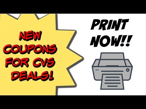 NEW PRINTABLE COUPONS | DEAL UPDATE AT CVS 11/11 – 11/17 ON DIAL!