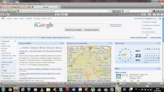 tuto remettre page google classique(0).avi