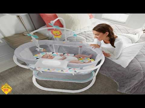Best Fisher Price Soothing Motion Bassinet