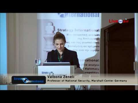 Valbona Zeneli 1 SI International Security Conference.wmv