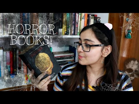 10 BOOKS That Will SCARE YOU  | Horror Book Recommendations