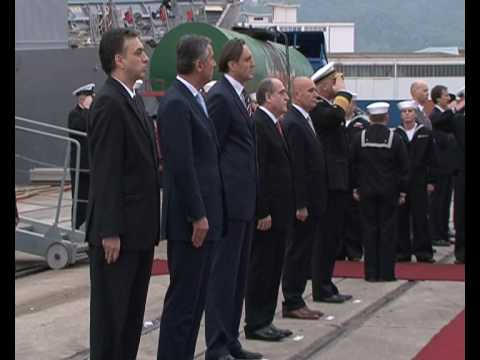 USS Klakring Visited Montenegro