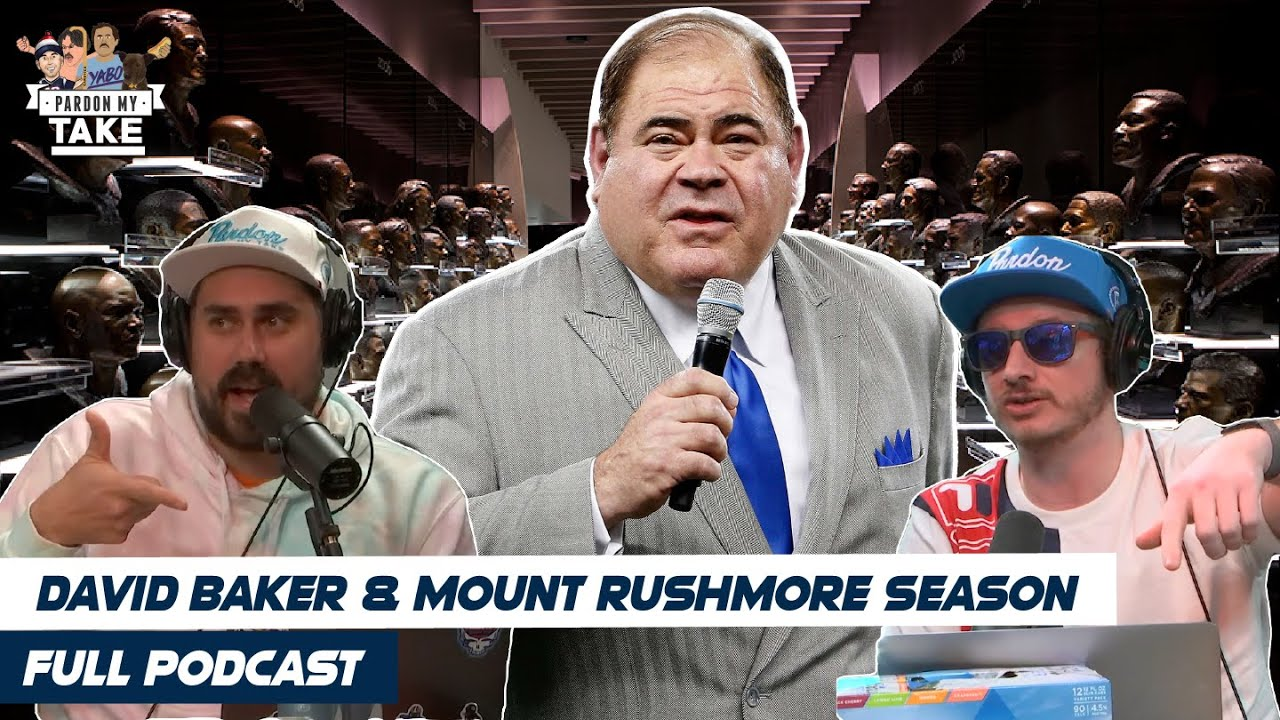 Mount Rushmore Season 2021 is OFFICIALLY Here