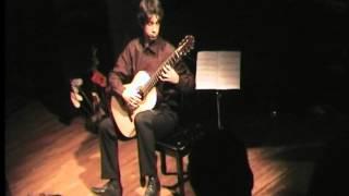 Lennox Berkeley, Sonatina op.52, II.Lento, Guitar:Michalis Kontaxakis