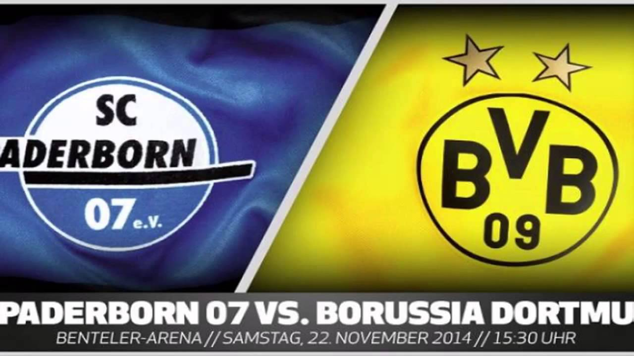 Dortmund Paderborn Highlights