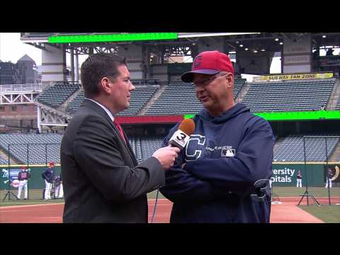 TERRY FRANCONA INTERVIEW