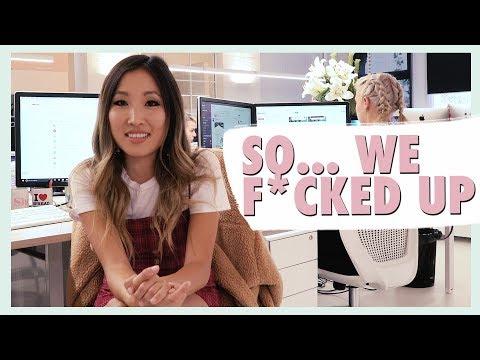 JANE LU TALKS BUSINESS LOWS