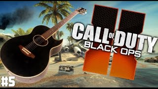 Playing Guitar On Black Ops 2 Ep. 5 - Songs with Squeakers