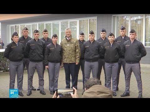 قلق صربي روسي من قرار كوسوفو بناء جيش نظامي  - نشر قبل 5 ساعة