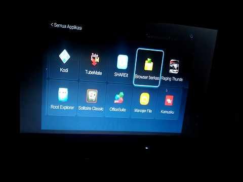 Cara Install APK APP Android Tanpa Root di STB IndiHome ZTE ZXV10 B760H