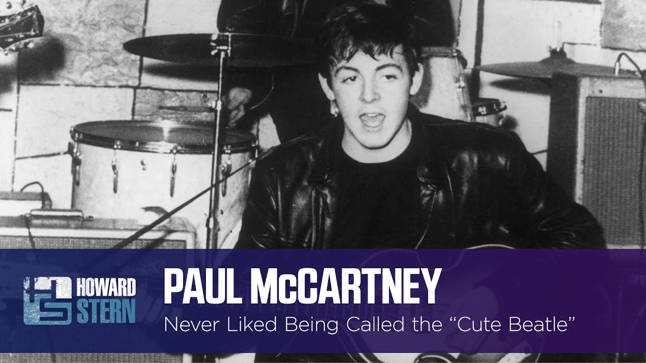 """Why Paul McCartney Didn't Like Being Called the """"Cute One"""" in the Beatles"""