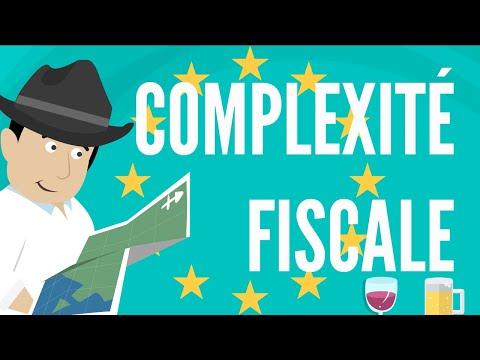 LA COMPLEXITÉ FISCALE EN EUROPE ET EN SUISSE (Sponso fiduciaire RISTER à Genève)   DME