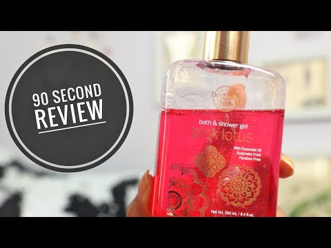 in 90 seconds _ Best Shower Gel EVER  _  Body Cupid Shower G