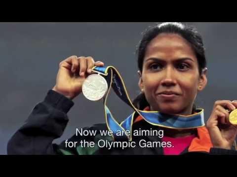 Raising An Olympian - Kavita Raut