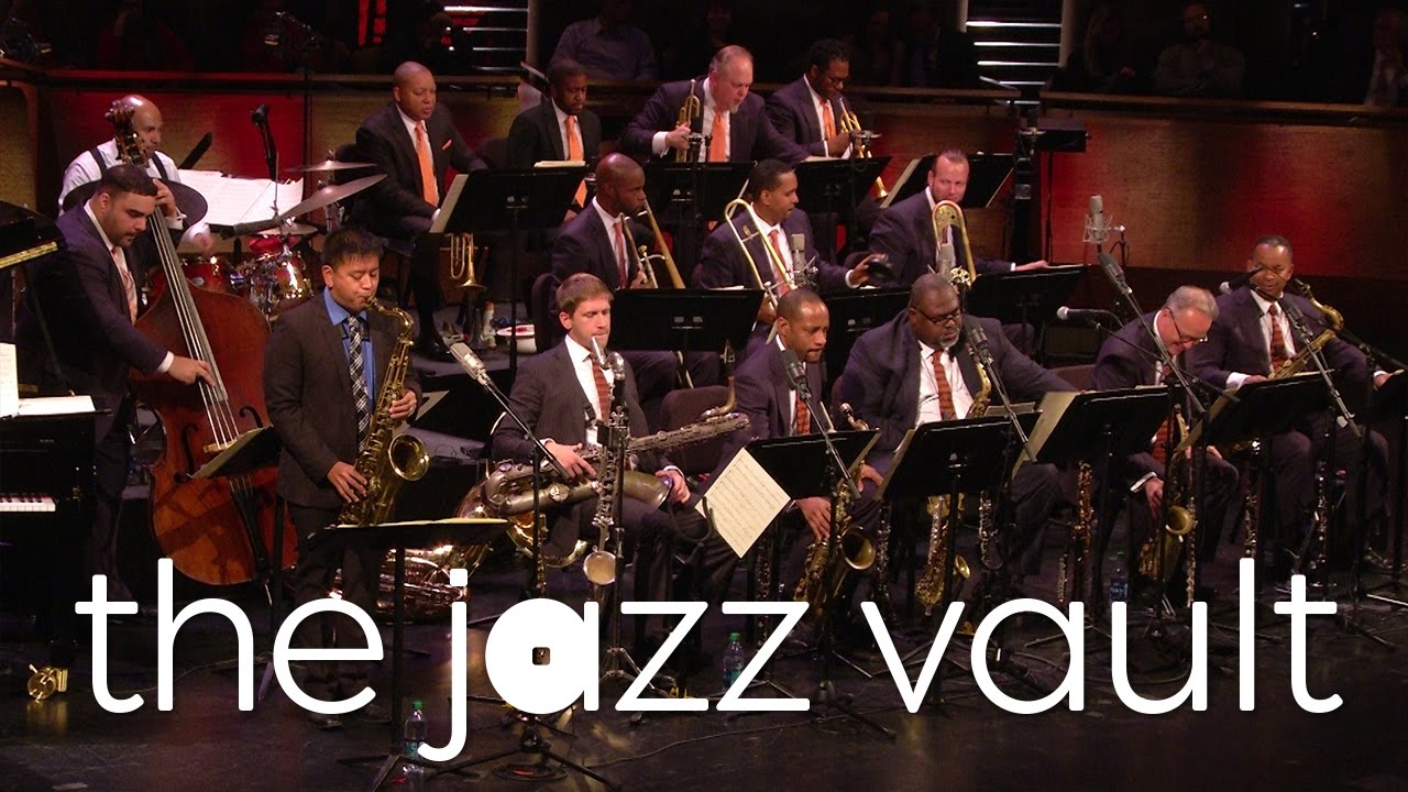THE ELEPHANT IN THE ROOM (from Untamed Elegance) - JLCO with Wynton Marsalis