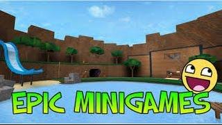 Minigame Terbaik!!! [Epic Minigame] Roblox #Malaysia