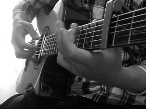 [No.76]ソロギター 車輪の唄 BUMP OF CHICKEN music