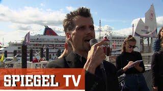 Aktivisten vs. Kreuzfahrtschiffe: die Klimaretter (2/2)