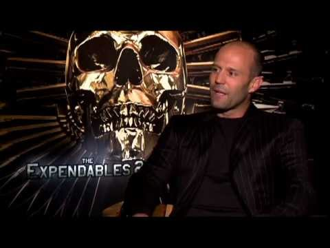 Jason Statham Interview -- THE EXPENDABLES 2