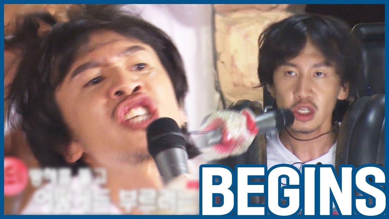 [RUNNINGMAN BEGINS] [EP 9-1] | Singing on Rollercoaster!! What score will  Kwangsoo get  ? (ENG SUB)