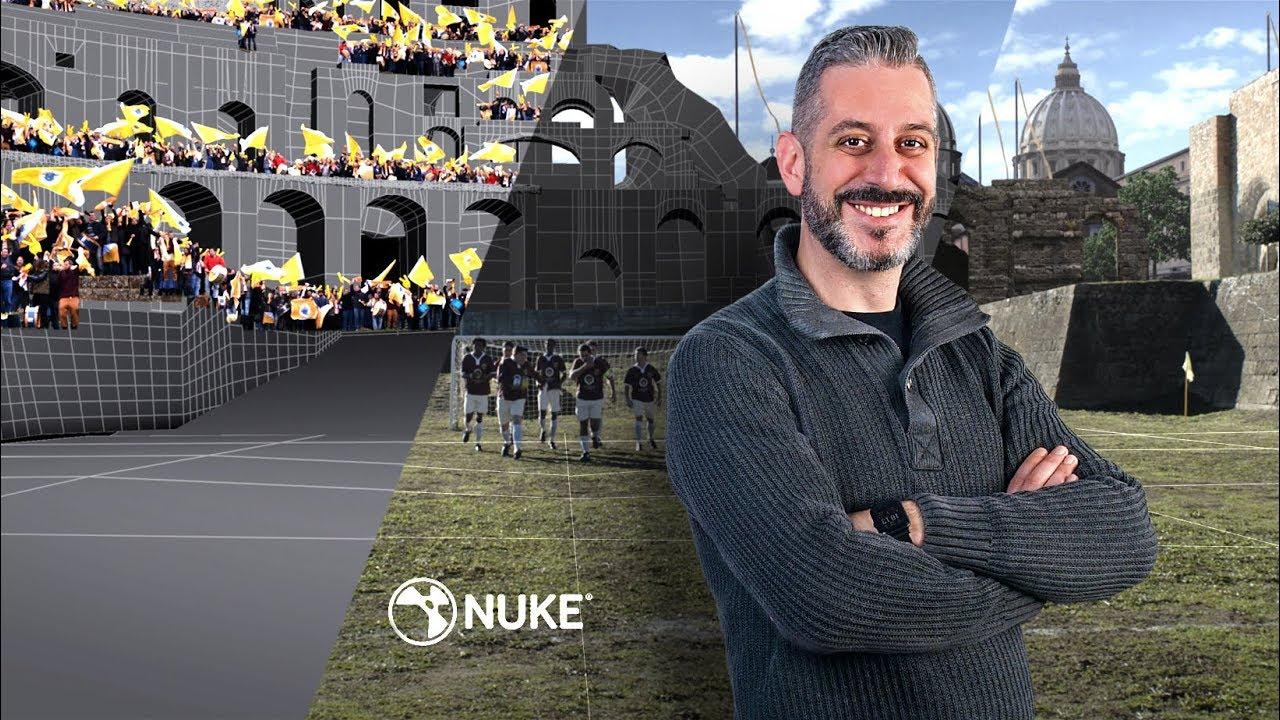 Creación de planos con VFX en Nuke | Un curso online de Ramón Cervera #1