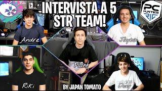 INTERVISTA a 5 del mio TEAM! (STR Team) by JapanTomato