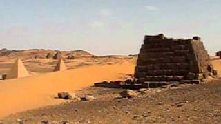 The Pyramids of Meroe, Sudan (III)