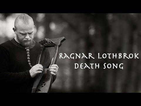 Ragnar Lothbrok's Death Song (Lyrics - HD Audio) - Vikings (Einar Selvik Live)