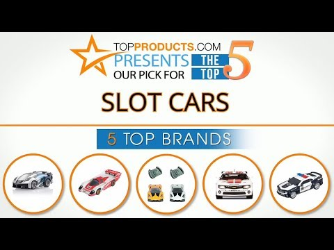 Best Slot Car Reviews 2017 – How to Choose the Best Slot Car