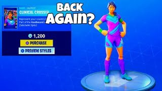 SOCCER SKINS RELEASING SOON!? Fortnite Battle Royale
