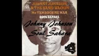 Johnny Johnson   Soul Sahara