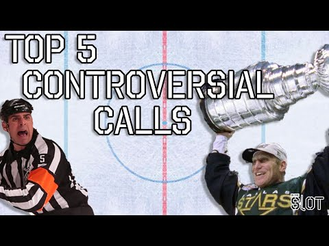 Controversial Calls in the NHL