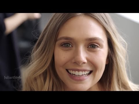 Elizabeth Olsen    Funny  & cute moments
