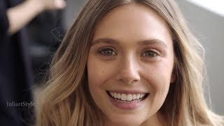 Elizabeth Olsen  -  Funny  & cute moments