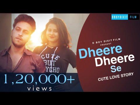 Dheere Dheere Se | Cute Love Story | Swapneel Jaiswal | Aashiqui | Kumar Sanu | Yo Yo Honey Singh