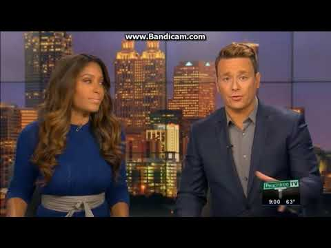 WPCH: CBS 46 News At 9pm on Peachtree TV Open--2017