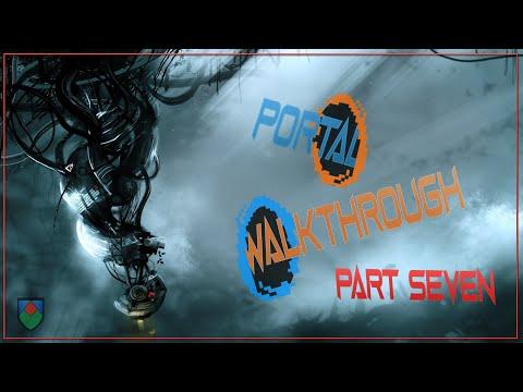 Portal walkthrough - Chapter: 7 Test chamber 15