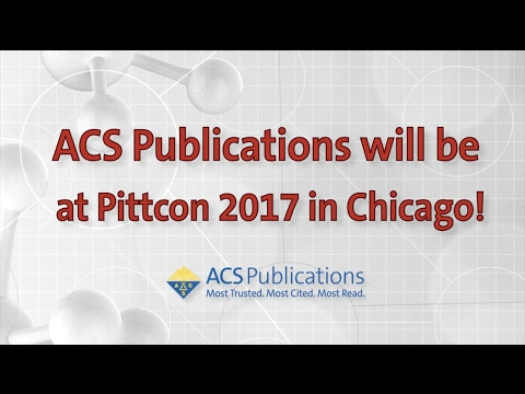 ACS Measurement Science Journals Reception at Pittcon 2017