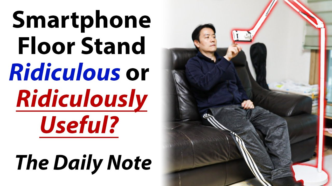 Galaxy Note 10+ Tips & Tricks Ep. 4: Ultimate Hands-Free Accessory, Smartphone Floor Stand