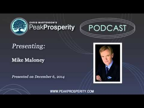 Mike Maloney: The Coming Wealth Transfer