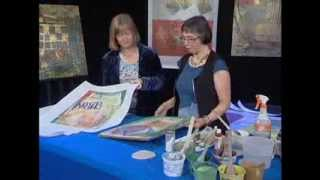 Clay Monoprinting with Martha Castillo