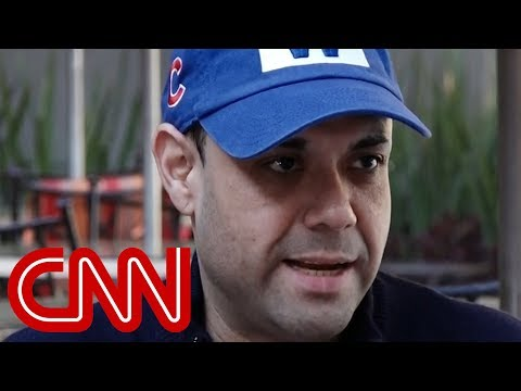 Deported US Army vet: I would still die for the US