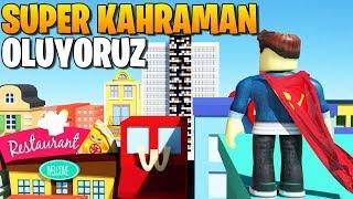 💥 Süper Kahraman Oluyoruz! 💥 | Super Power Training Simulator | Roblox Türkçe