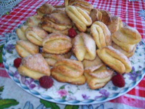 Вкусное творожное печенье рецепт Похудение и