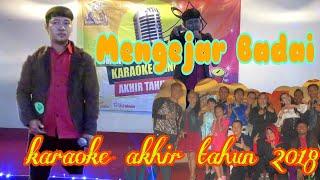 Lomba Karaoke Dangdut - mengejar Badai