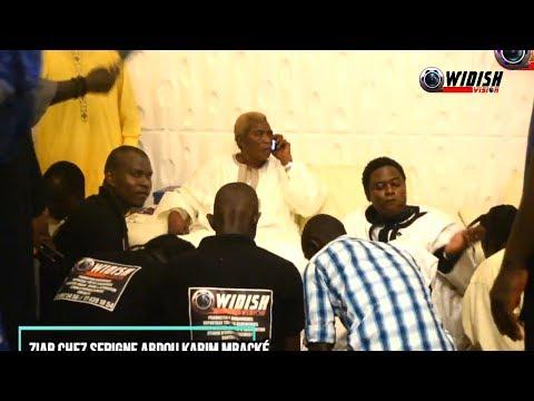 Serigne Abdou Karim Mbacké Reçoit L'équipe De Widish Vision