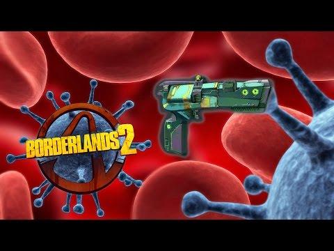 Borderlands 2: Infection full corrosion set up
