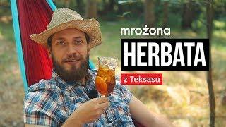 Mrożona herbata Sweet Ice Tea z Teksasu. Czajnikowy.pl